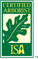 International Society of Arboriculture (ISA) Certified logo